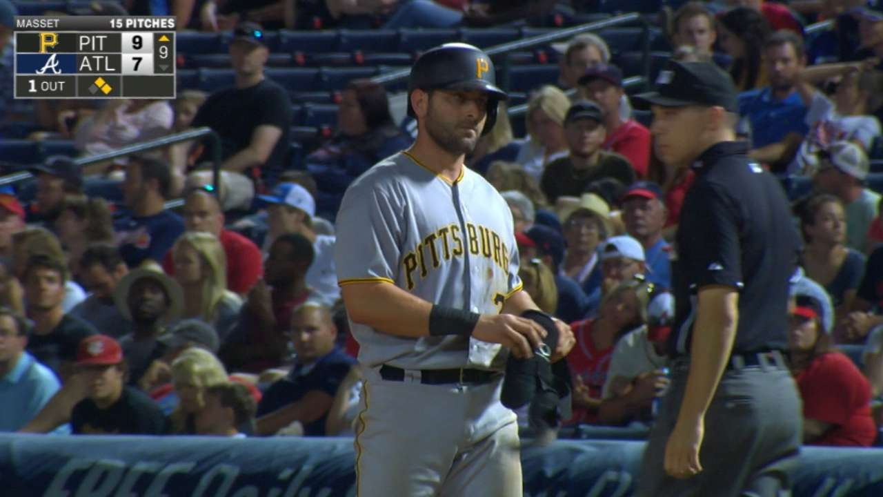 Cervelli continues torrid pace with 4-hit night