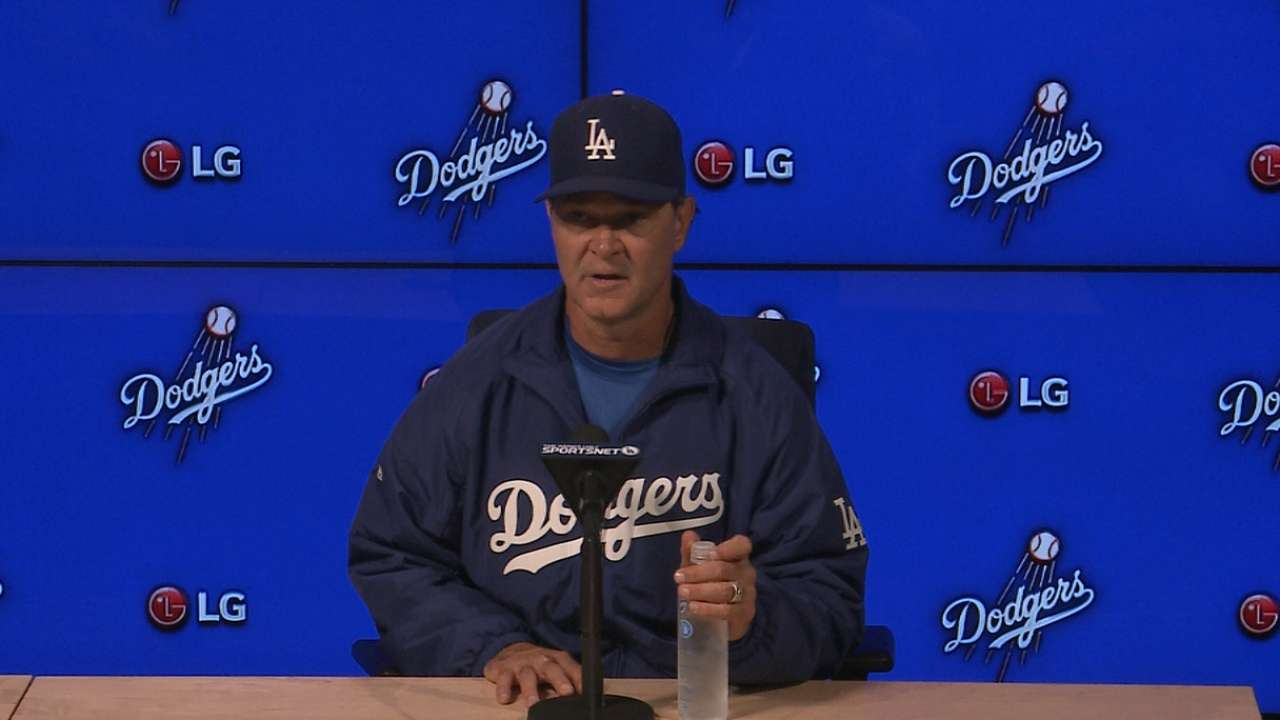 Mattingly on loss to Cards