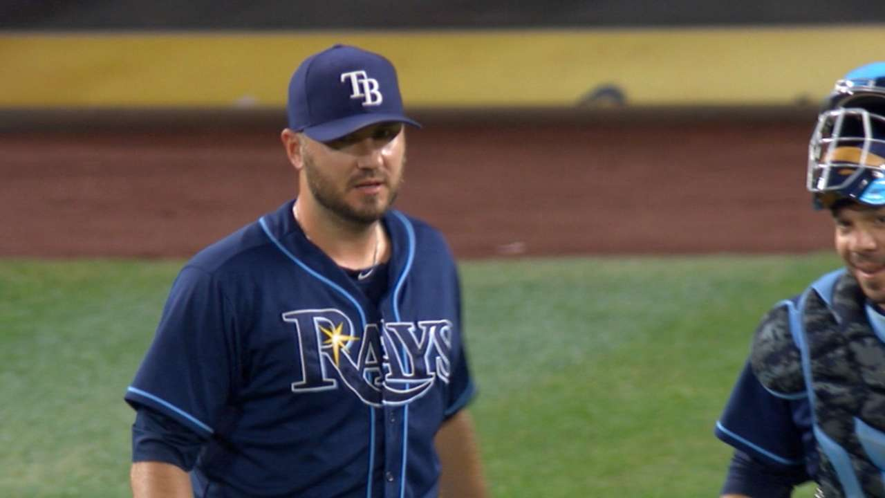 Workhorse Jepsen battles for another save