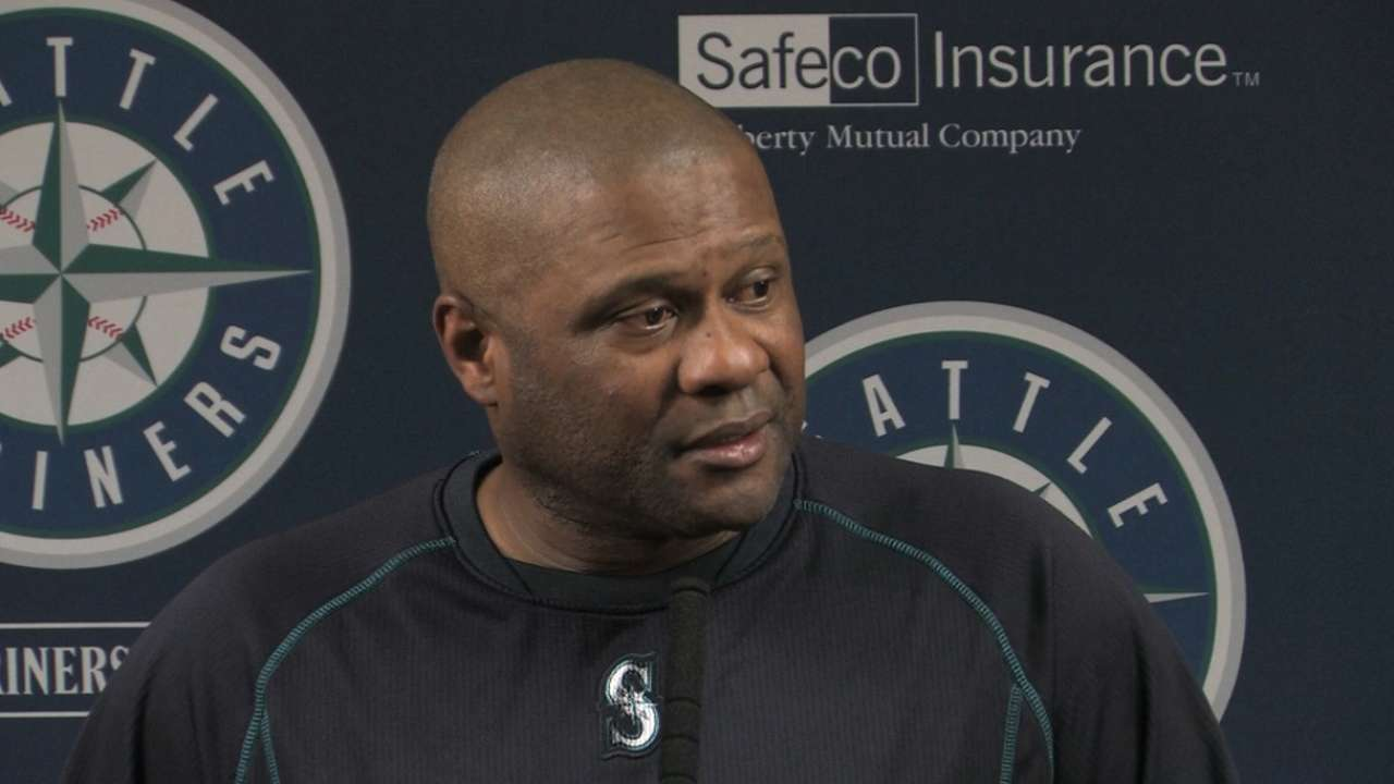 Mariners confident offense will come around