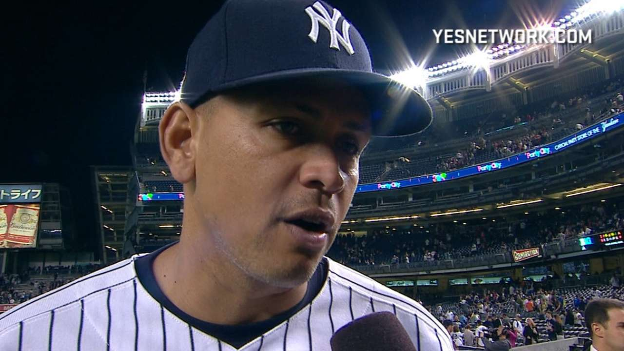 A-Rod on passing Bonds, win
