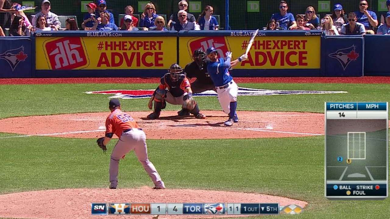 Hutchison sharp as Blue Jays win 4th straight