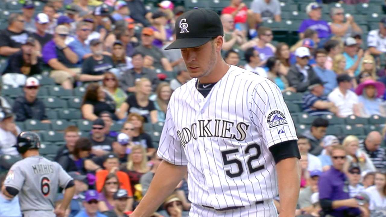Rusin shines, stakes claim to roster spot