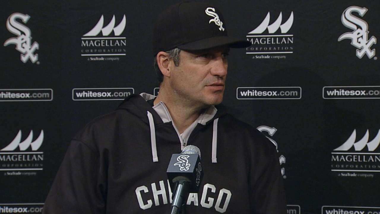 White Sox look to shake inconsistent stretch