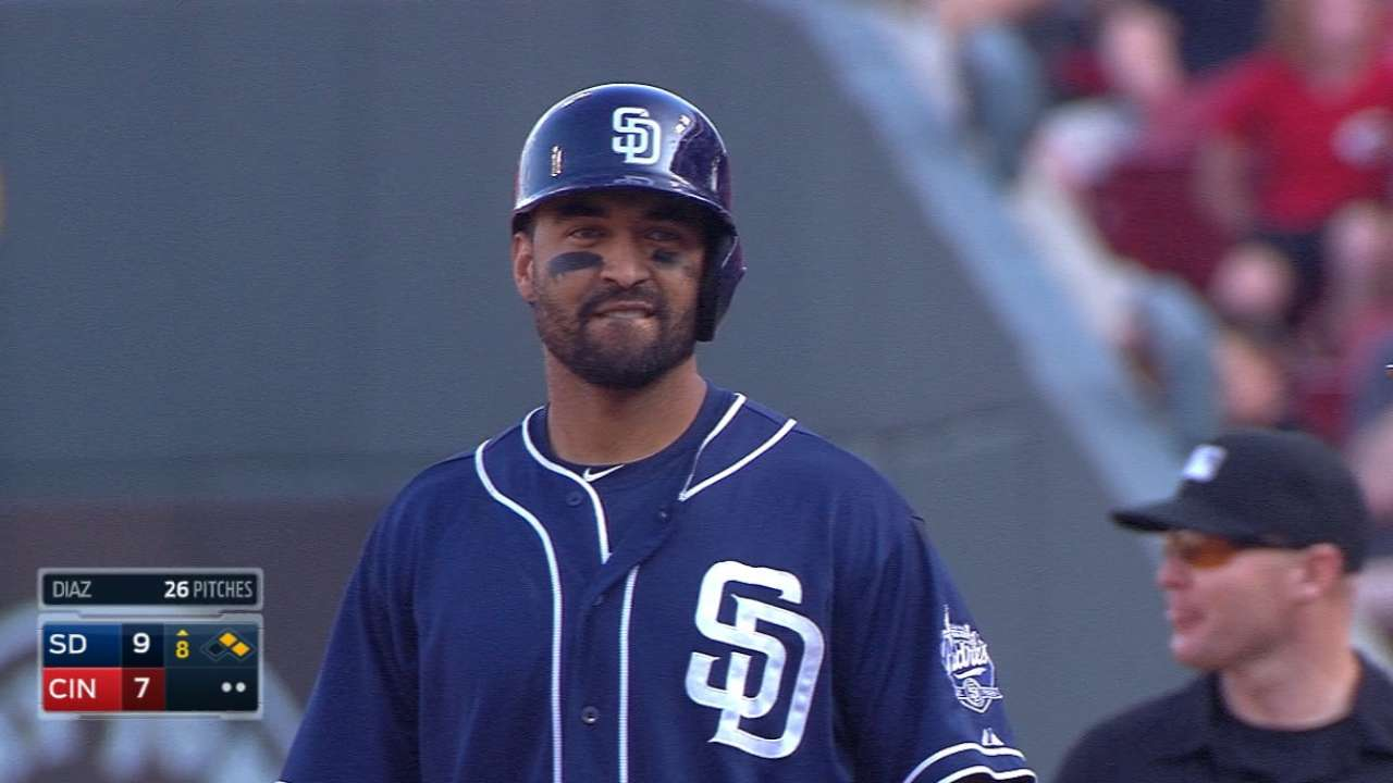 Kemp's five-RBI game