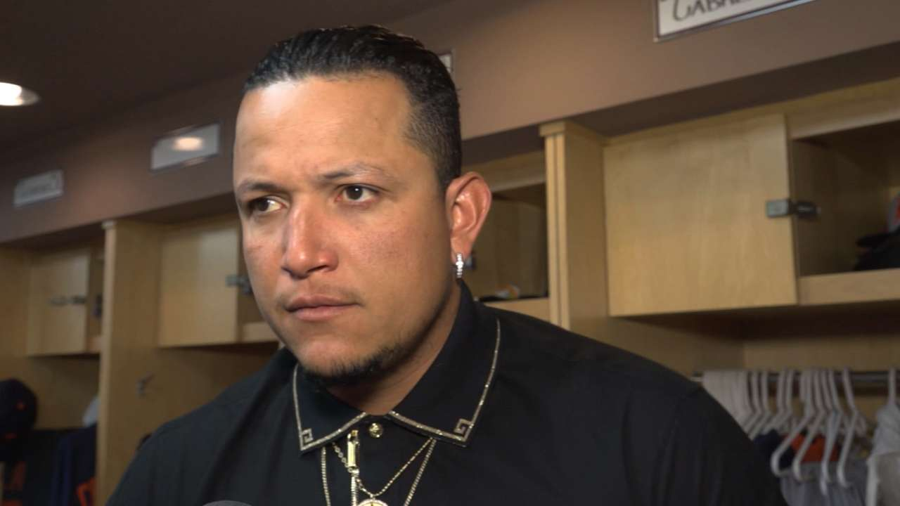 Cabrera on Tigers' 7-1 win