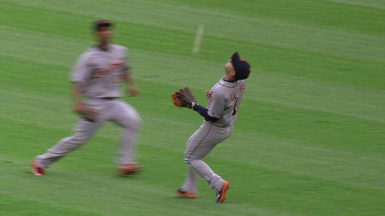 Iglesias' terrific catch