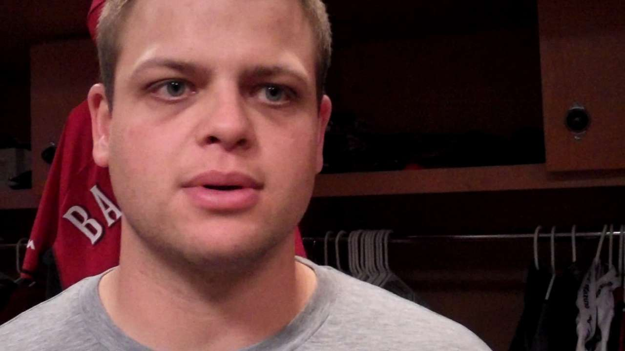 Mesoraco on rehab assignment