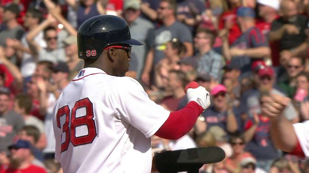 Castillo's RBI single