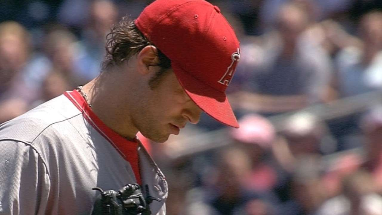 Wilson's eight strikeouts