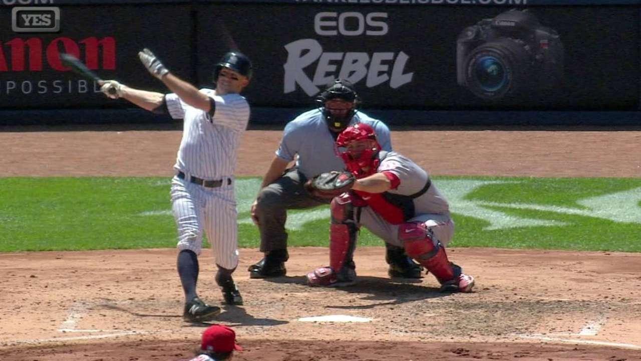 Yanks sweep Angels, run win streak to 6