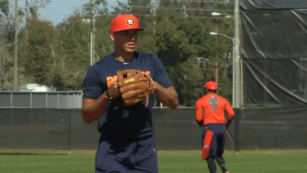 McTaggart on Correa's promotion