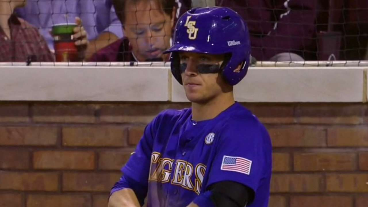 Astros select SS Bregman No. 2 overall in Draft