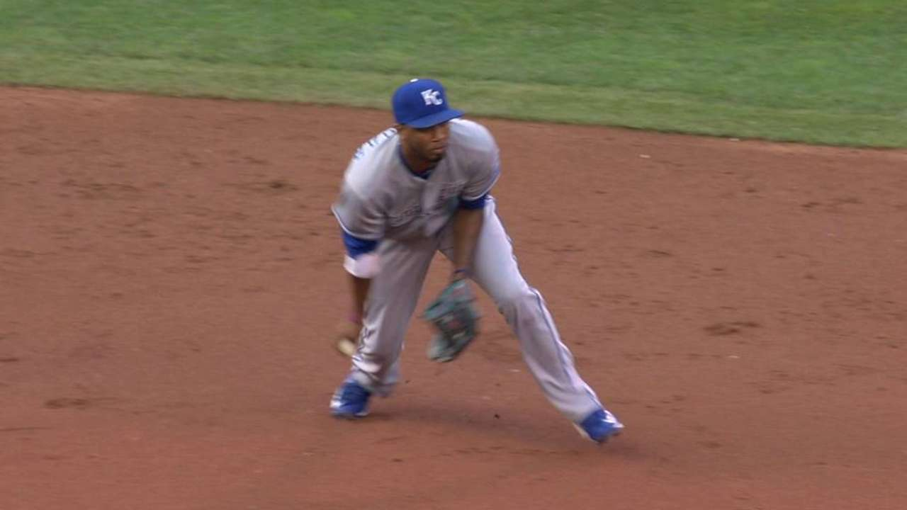 Vargas gets out of jam