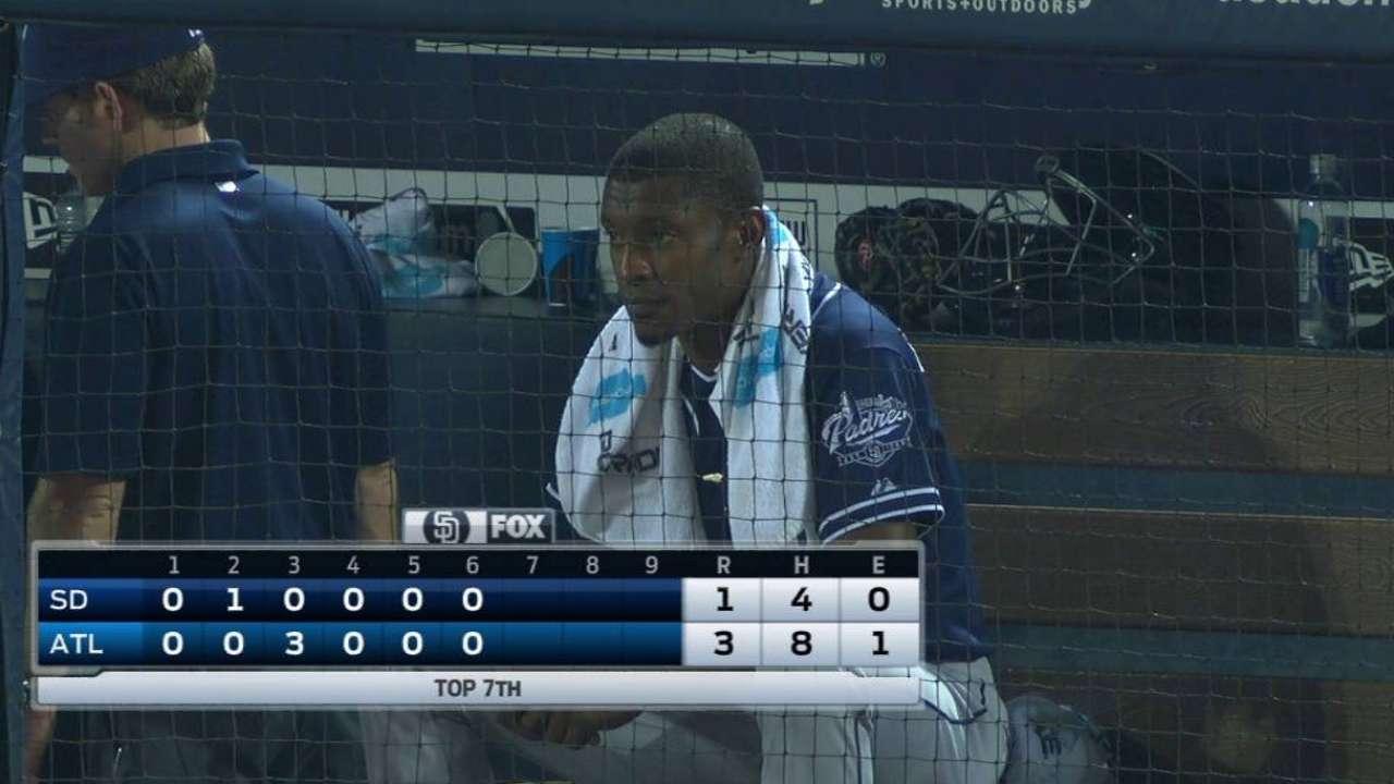 Padres TV on Upton Jr.'s return