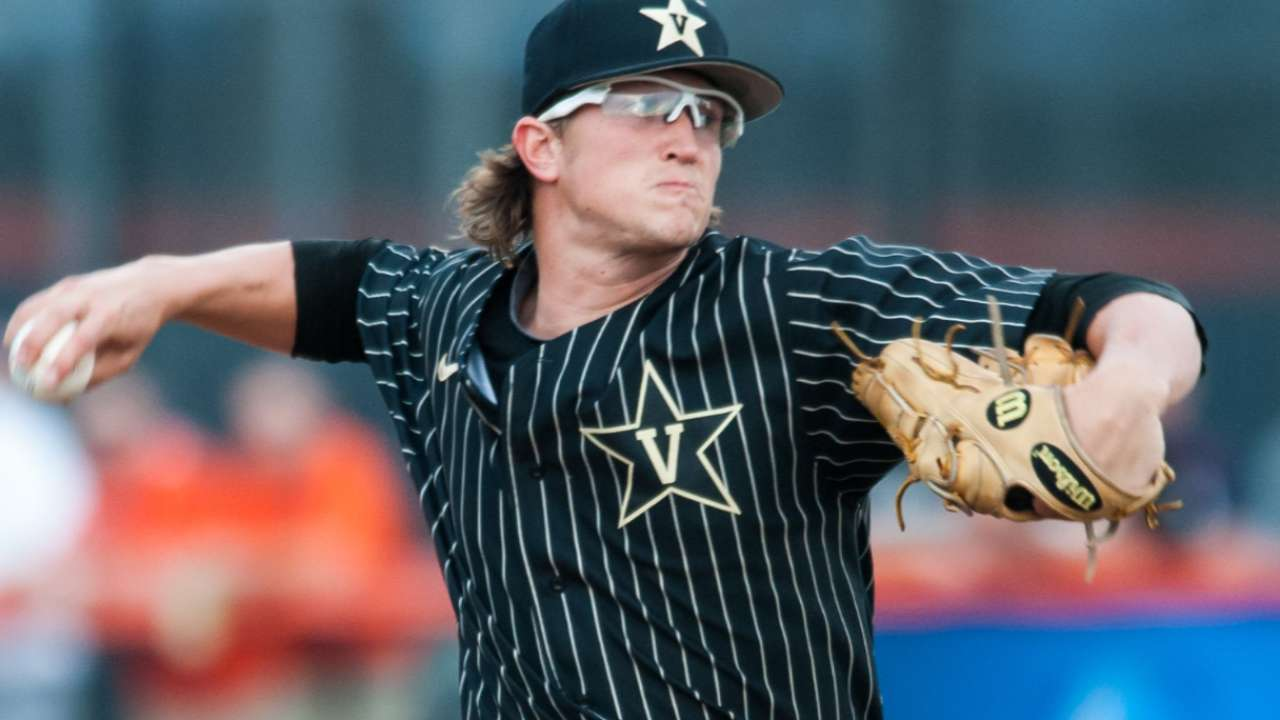 White Sox on first-round pick