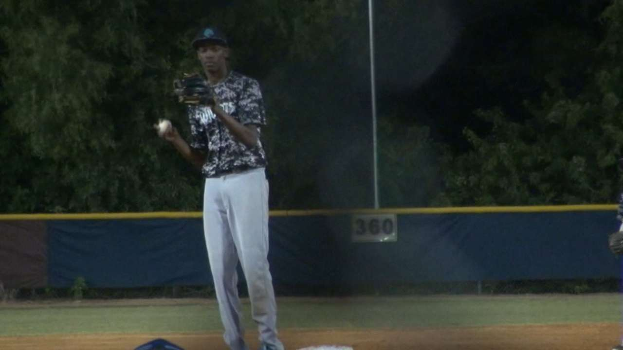 Indians select McKenzie with 42nd overall pick