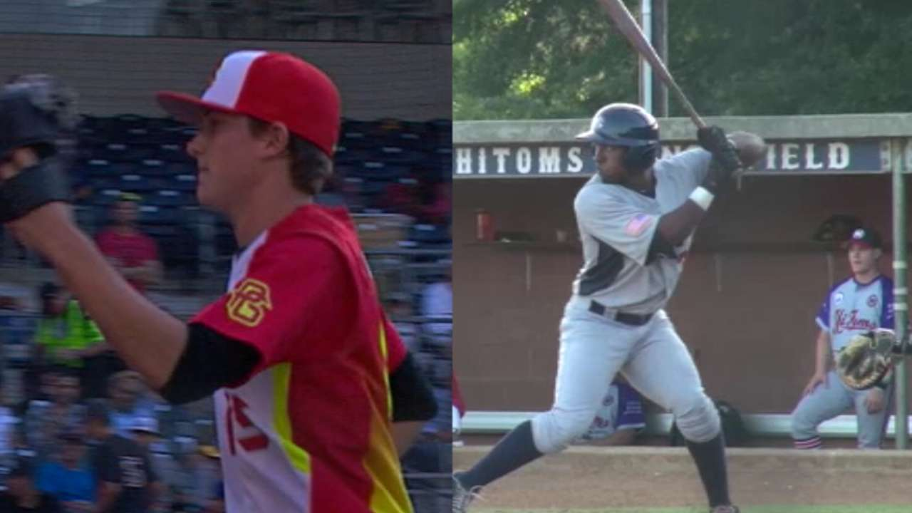 Tigers strike deals with pair of first-rounders