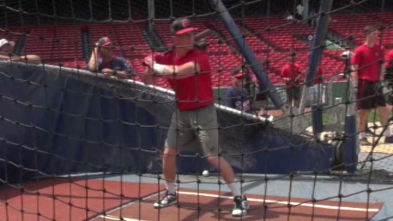 Cardinals pick Bader can't wait to get going