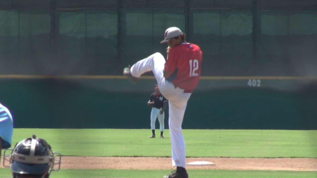 Cardinals draft Hicks No. 105
