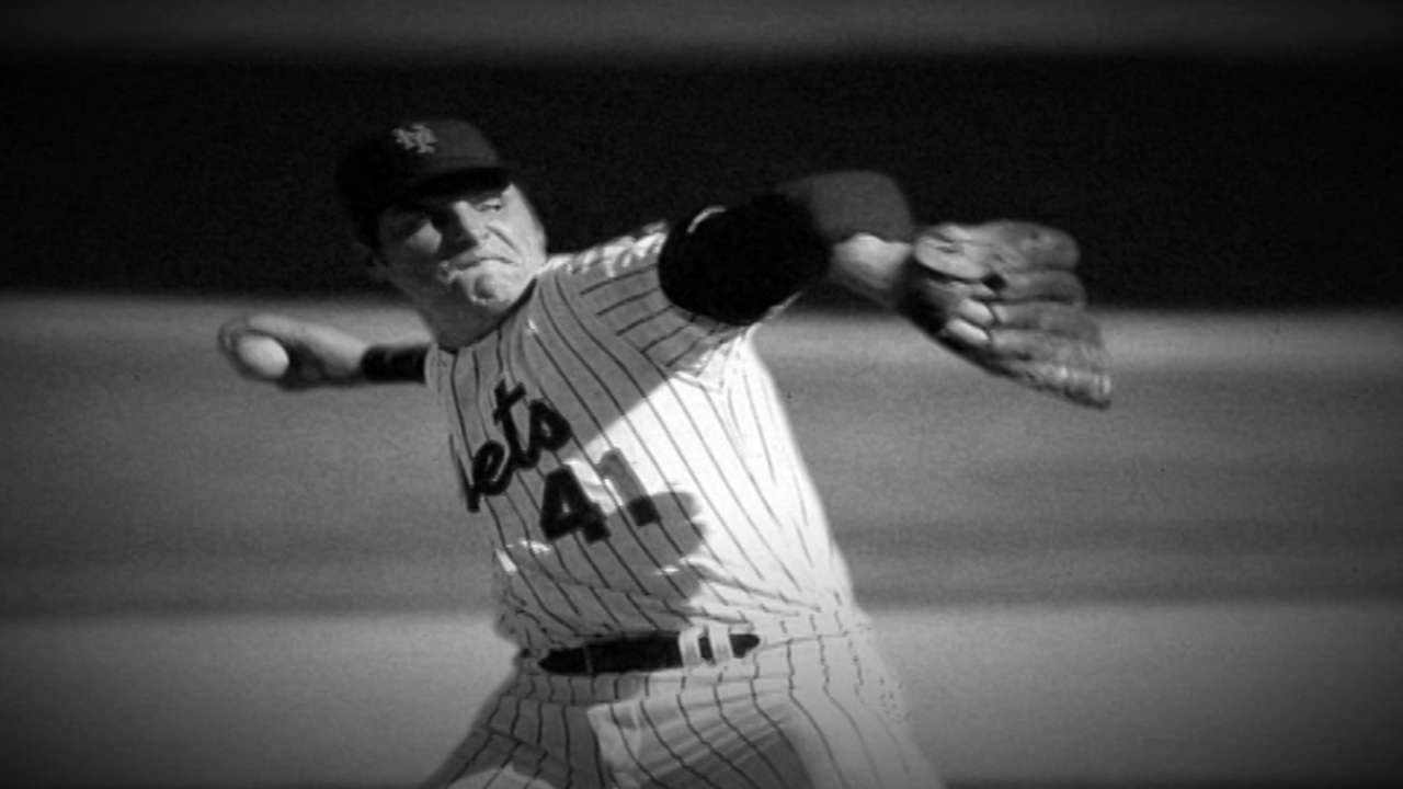 Tom Seaver's near perfect game