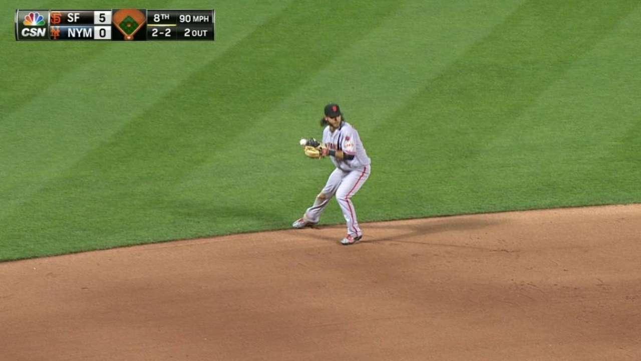Heston needs little help during no-hitter