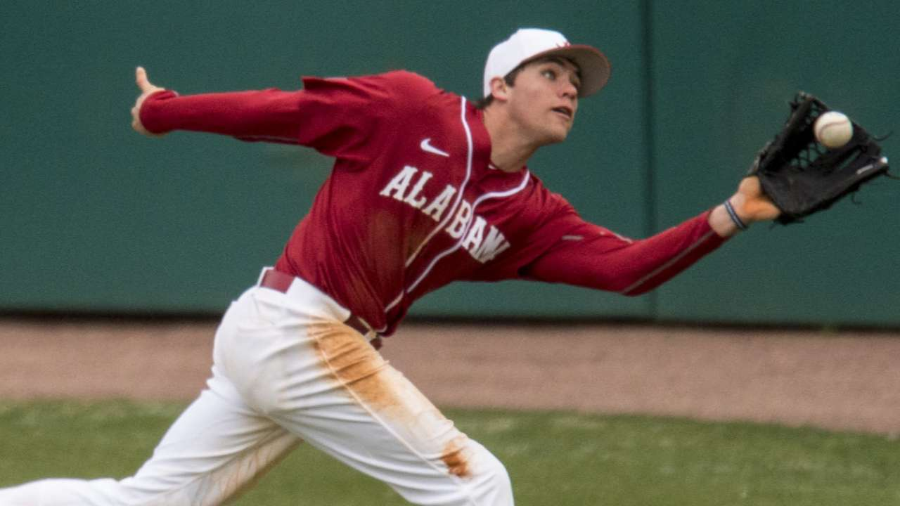 Pirates stick with college players in 2015 MLB Draft