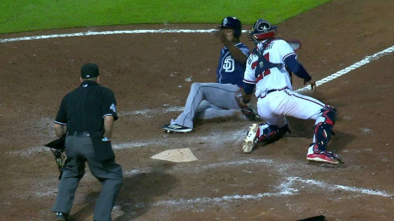 Uribe throws out Upton