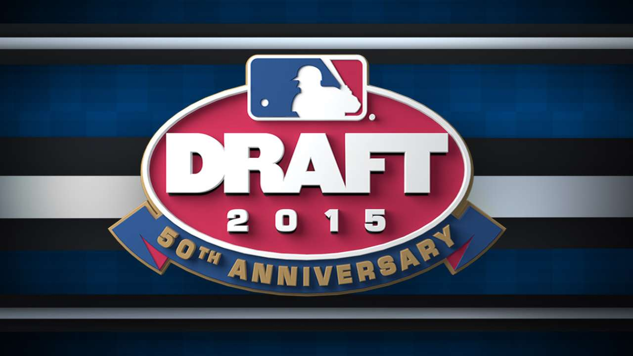 '15 Draft: Javier Medina, RHP