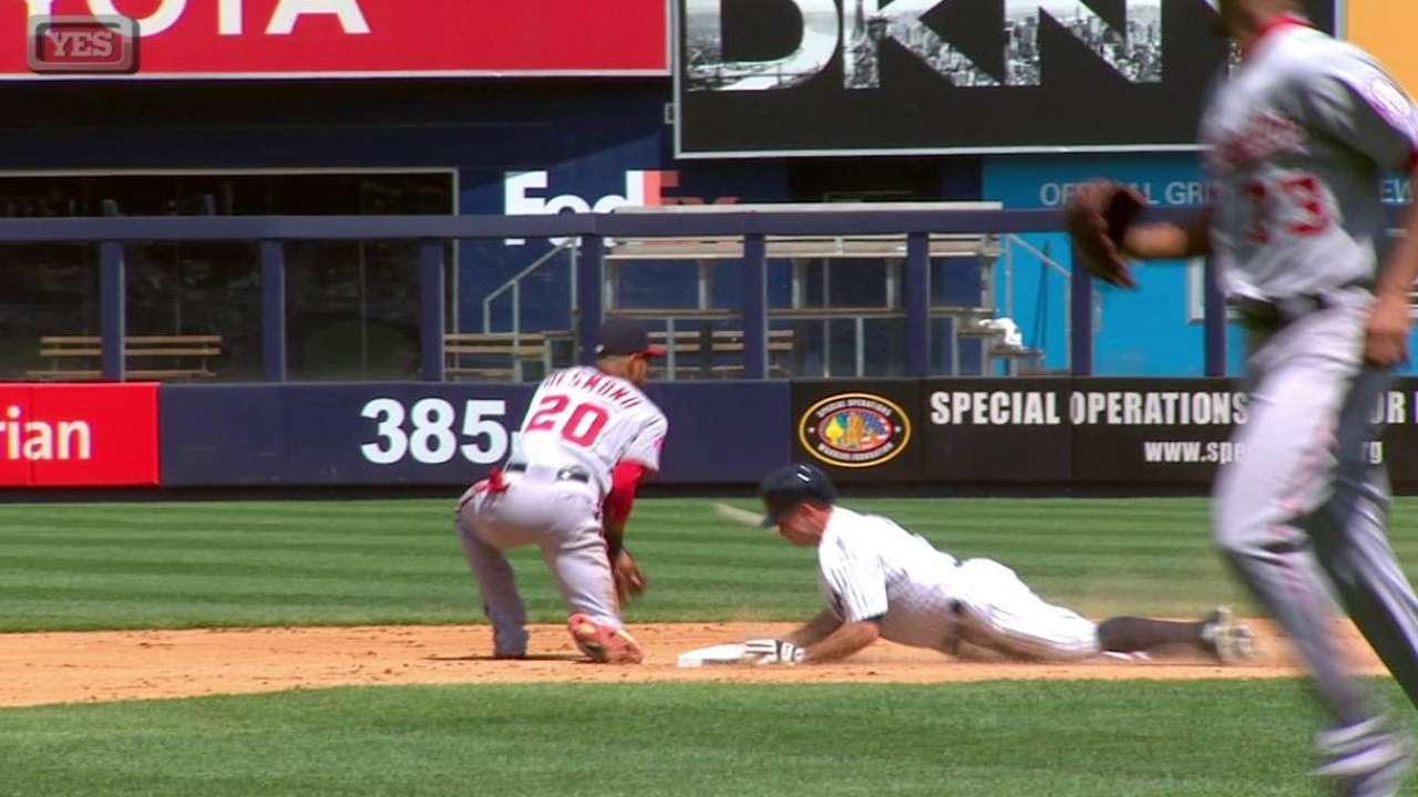 Gardner's game-tying double