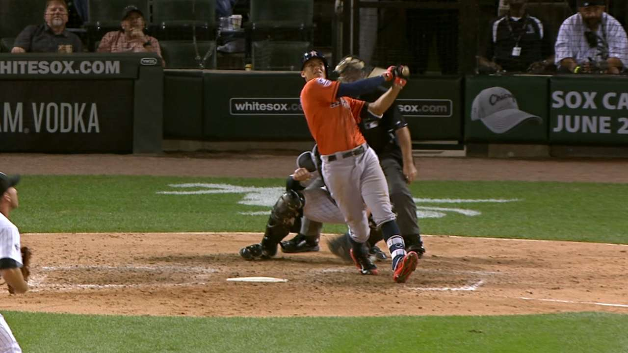 Astros rookie Correa set for home debut