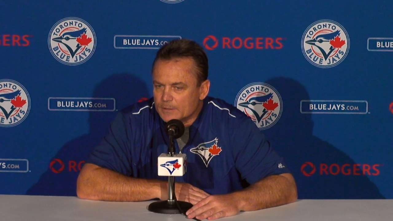 Gibbons on Reyes, offense in win