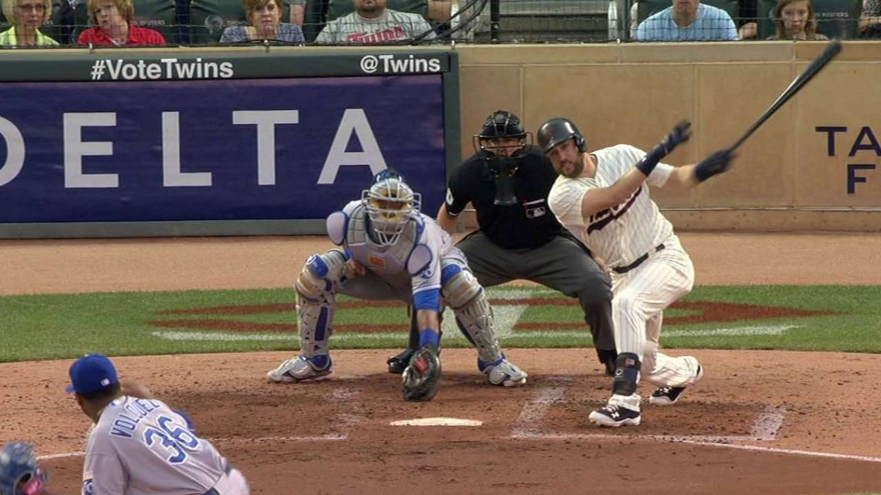 Twins searching for upswing in clutch hits