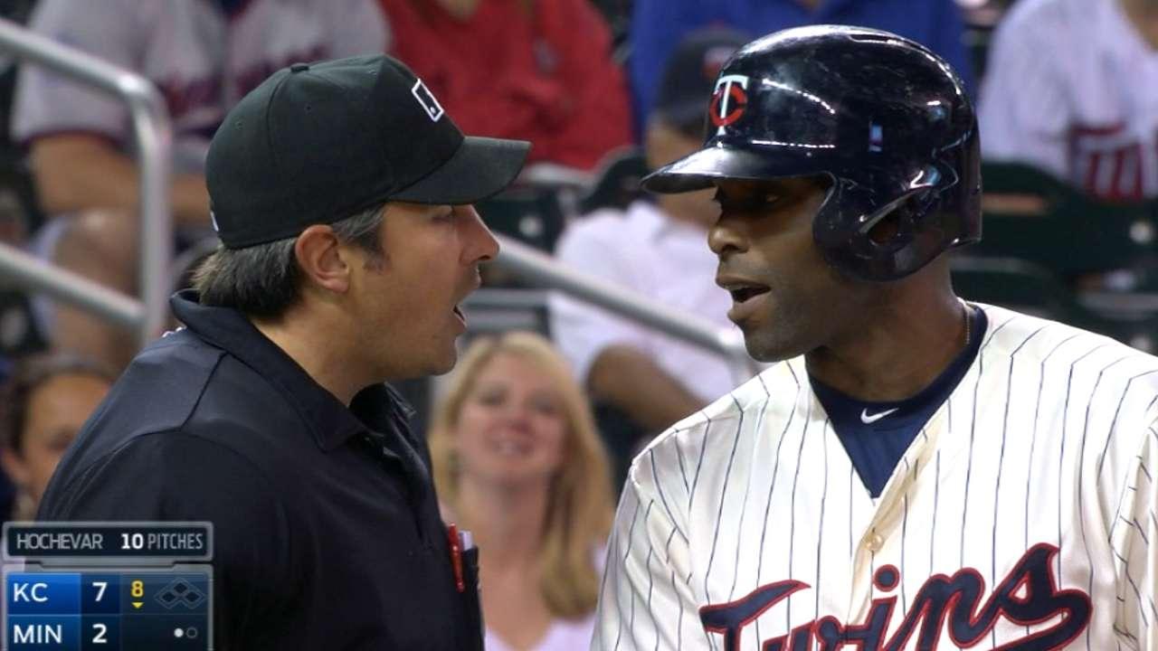 MLB Tonight: Hunter's ejection