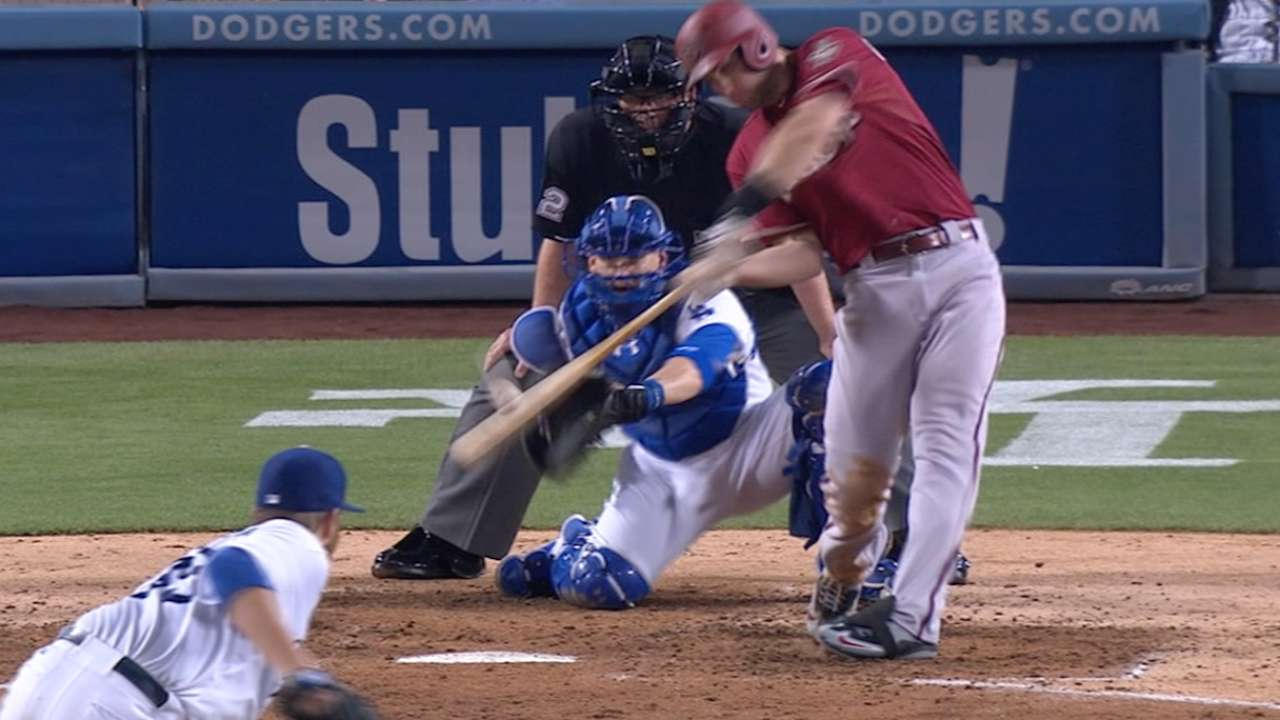Goldschmidt's big night