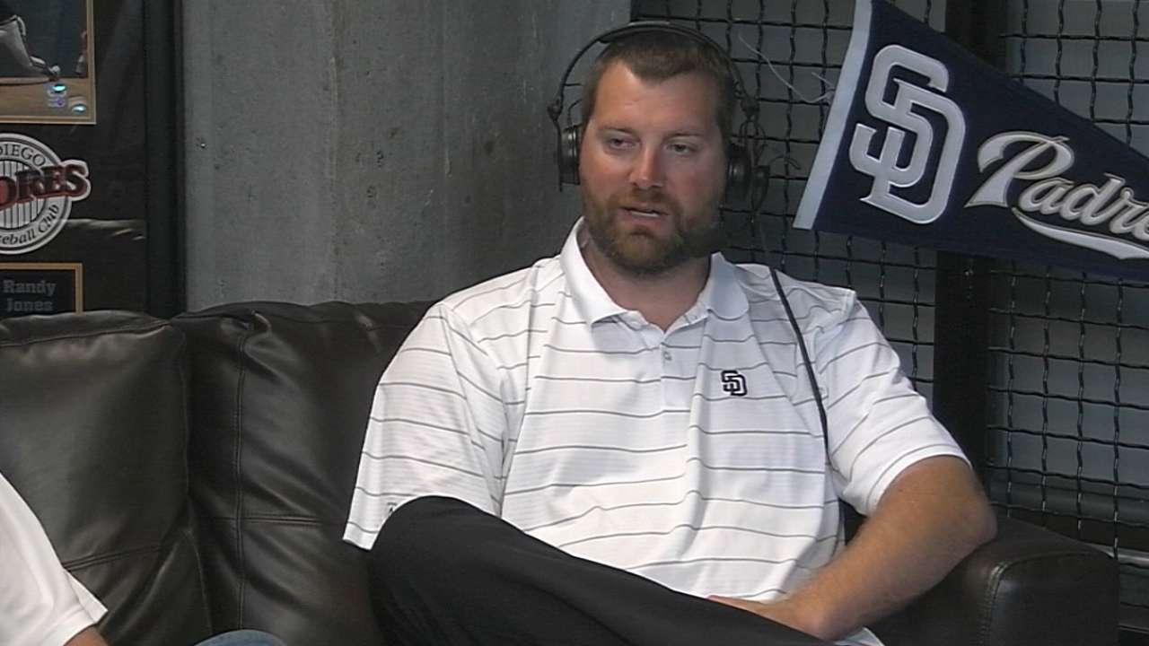 Padres scouting director breaks down Draft