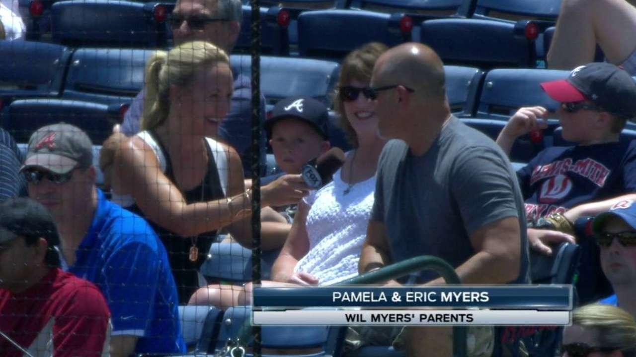 Myers anticipates wrist surgery in offseason