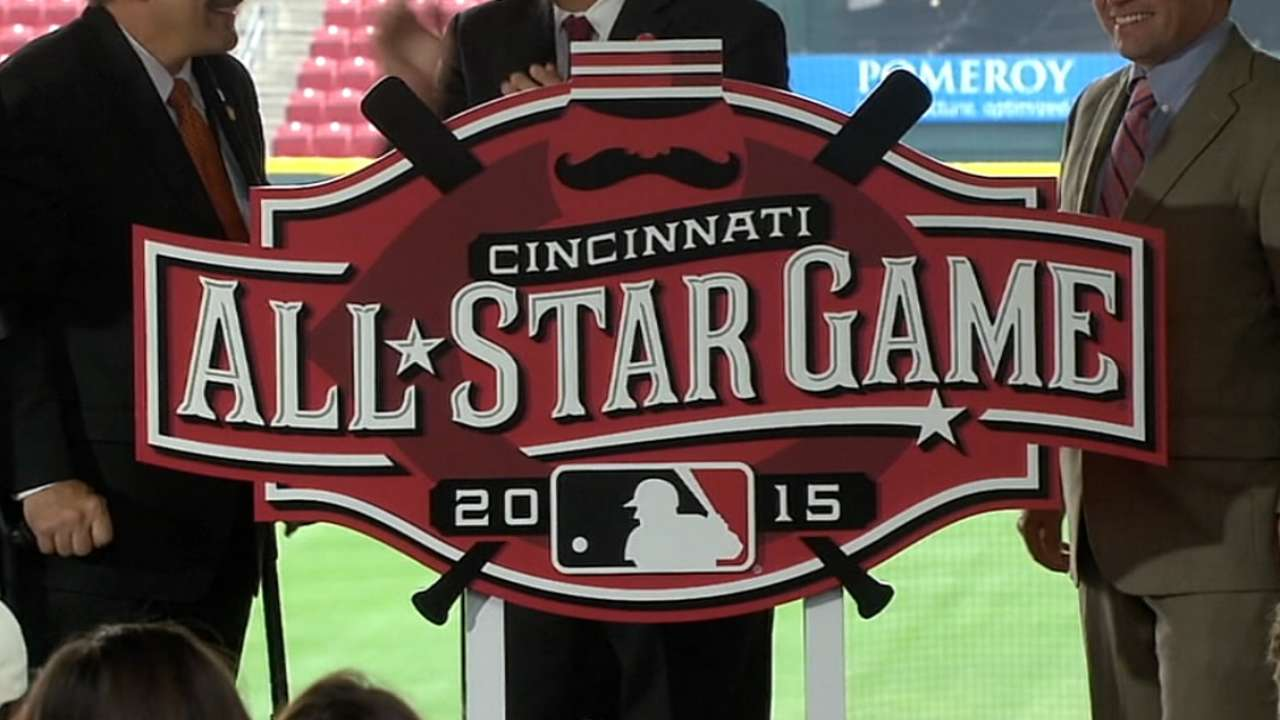 Larkin named All-Star spokesman