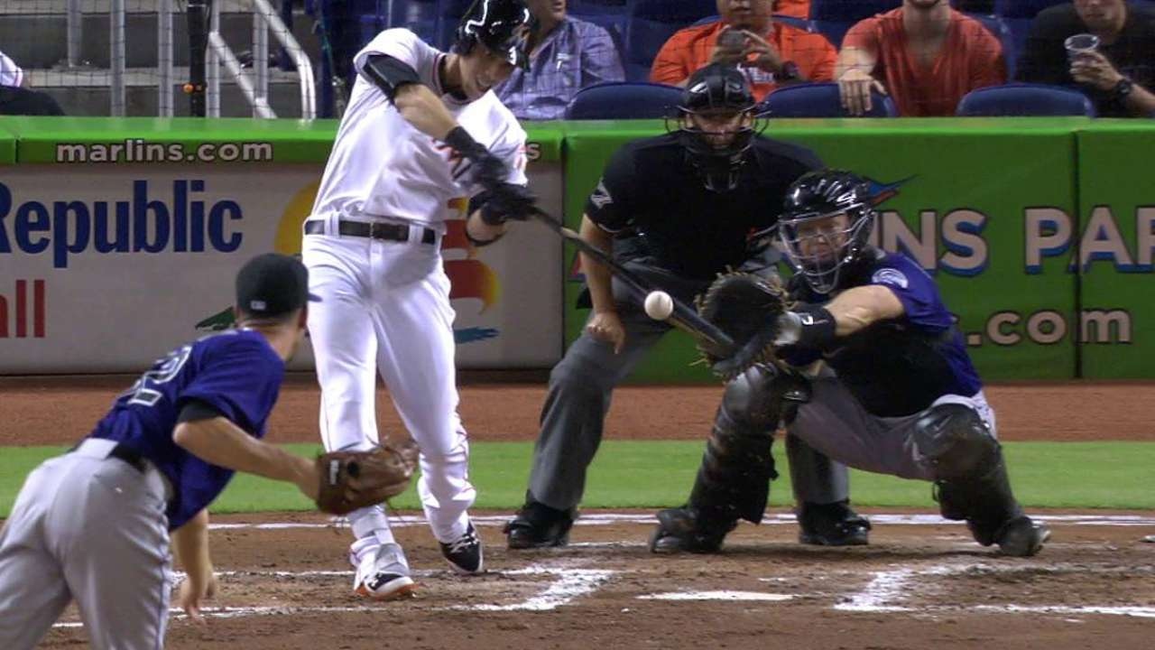 Yelich-Stanton 3-4 punch could be formidable one