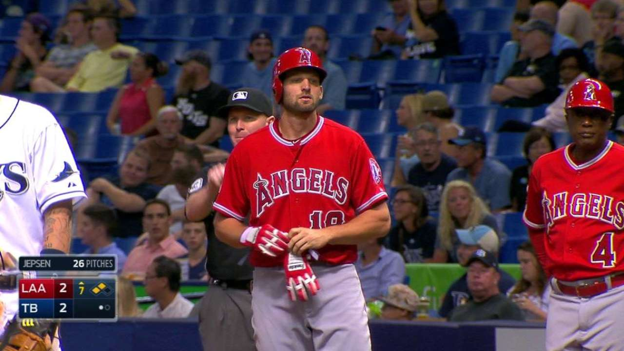 Kubitza could stay with Halos as Freese returns