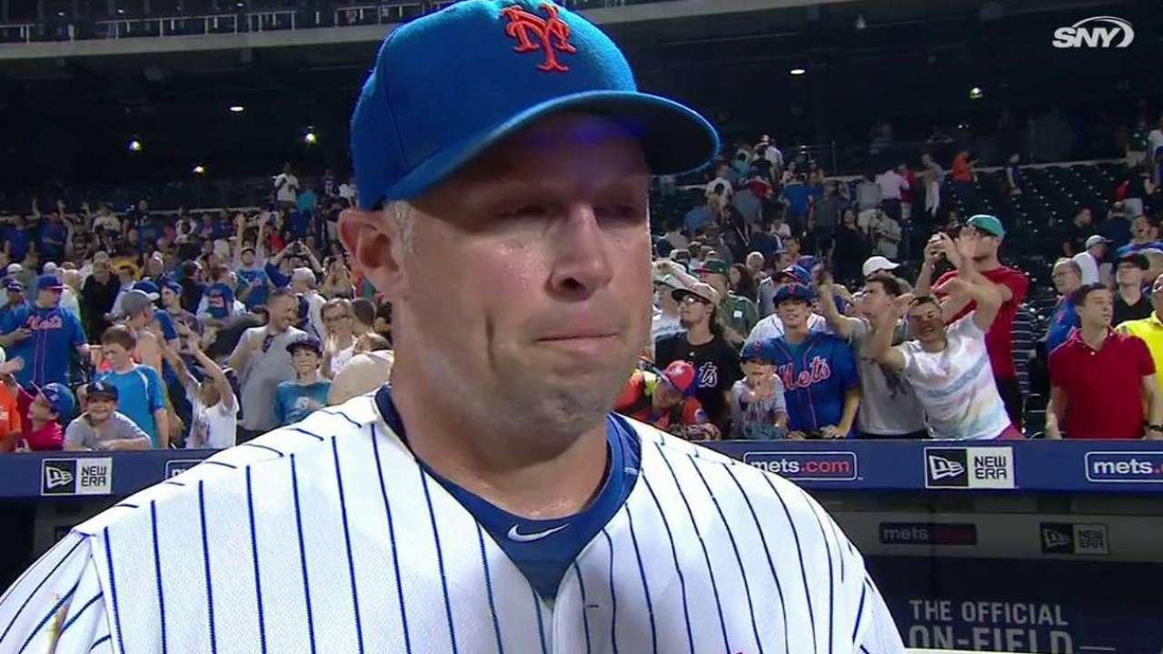 Cuddyer on Mets' walk-off win