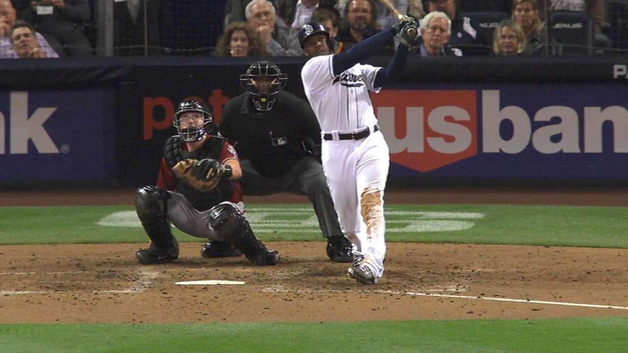 Must C: Upton's catch, homer