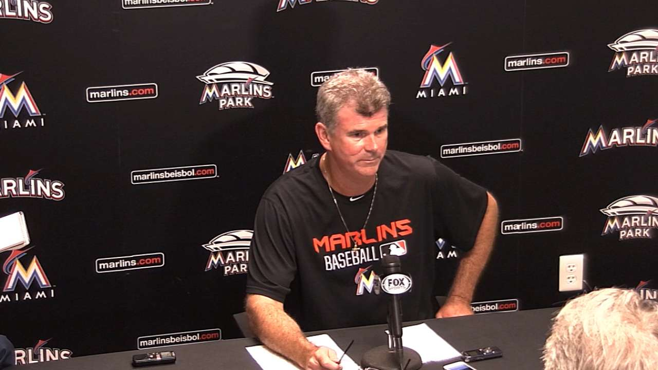 Jennings on win over the Rockies