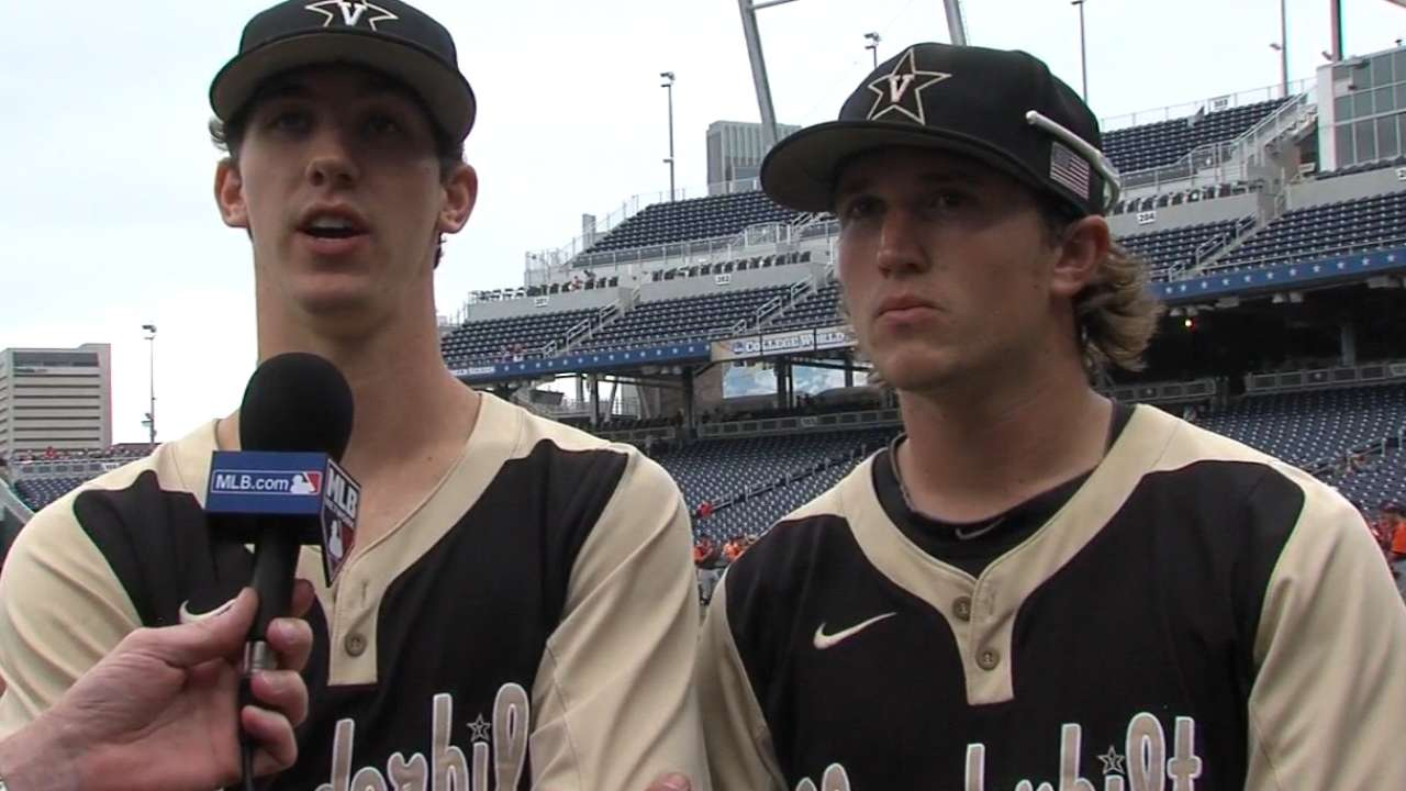 Buehler and Fulmer on CWS, Draft