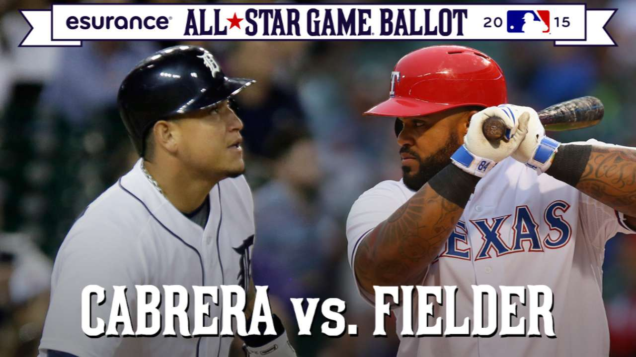 ASG debate: Miggy or Fielder at first for AL?