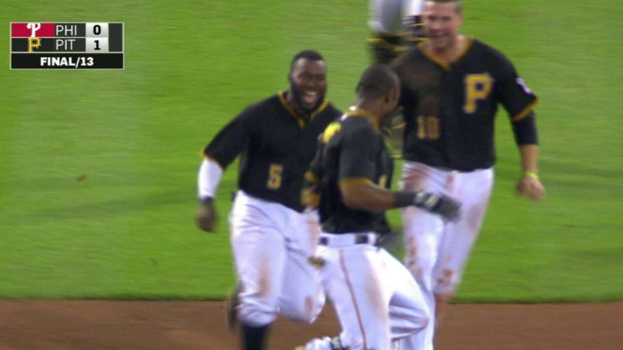 Marte's walk-off single