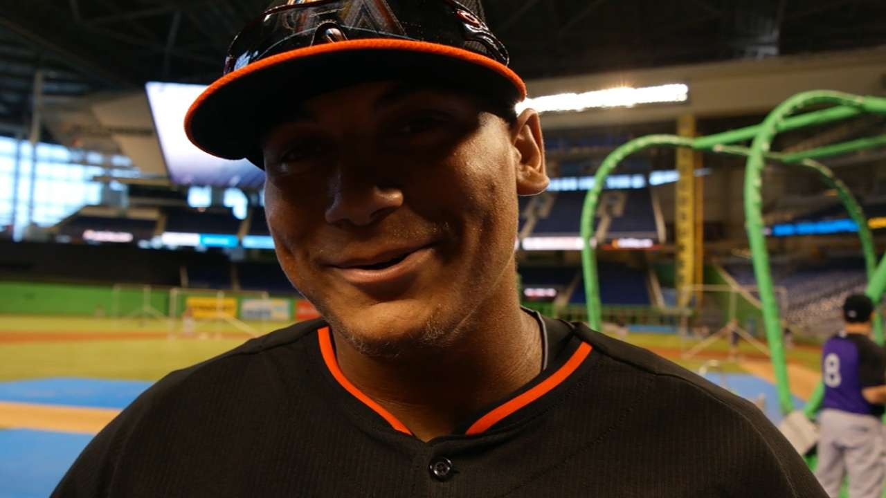 Marlins sign first-round pick Naylor