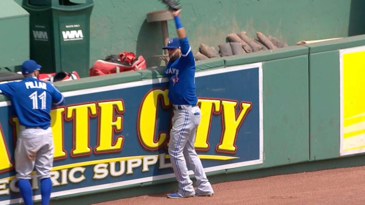 Must C: Bautista robs home run