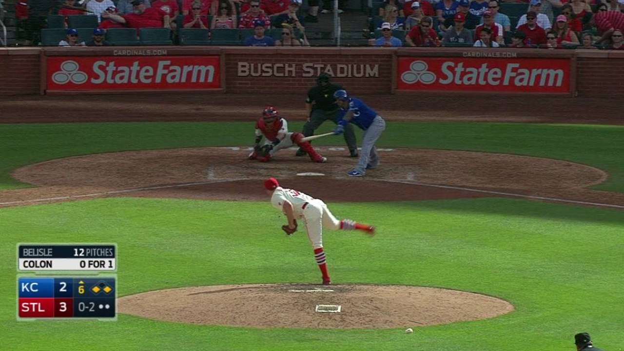 Cardinals' relief staff could use some relief