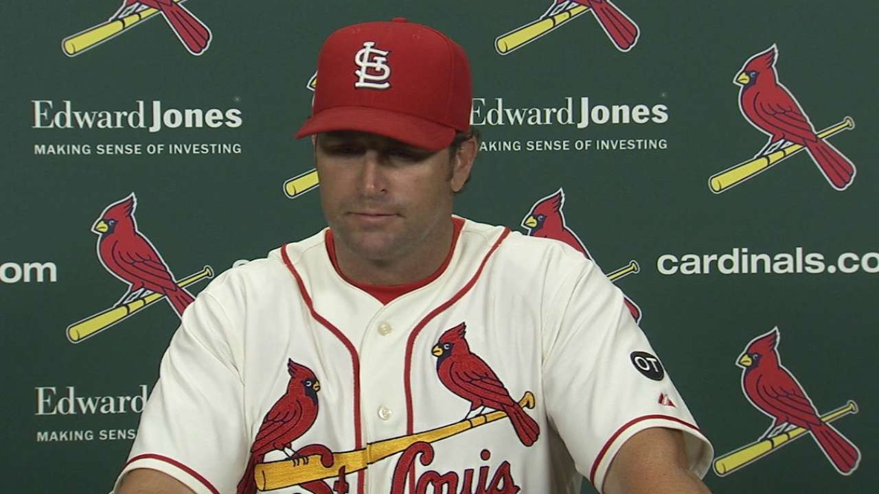 Matheny on Lyons' start, win